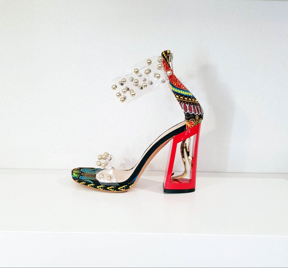 newest 52983 66ceb SK19 scarpe colorate tacco alto Sofi Kobs - Sofi Kobs